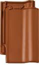 braas - керамическая черепица amber 12v